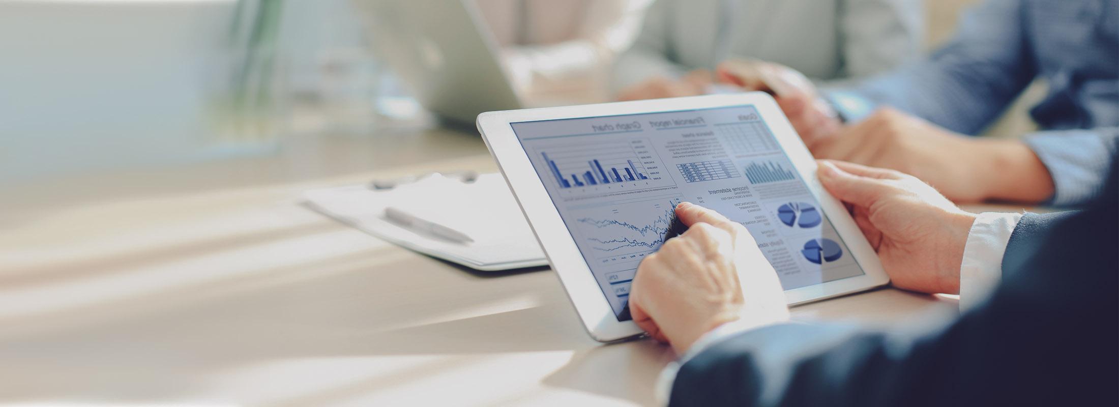 CPRO INDUSTRY Lösungen – SAP Analytics