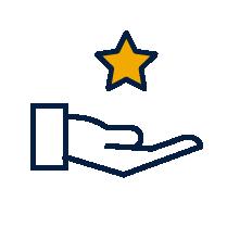 cpro piktogramm service star