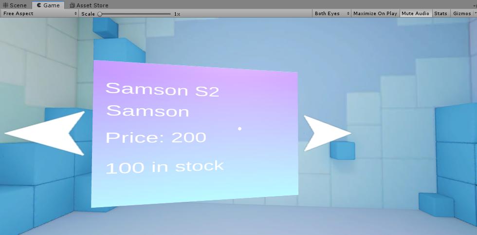 VR-App_Produktanzeige